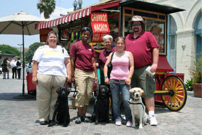 """""""Ride the Rails"""" to Olvera St. - 06/02/2007"""