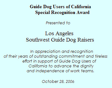 Pat GDUC Award GOIM006