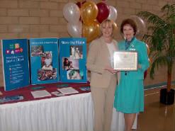 Pat JBA Award