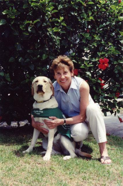 Joan With Pastora