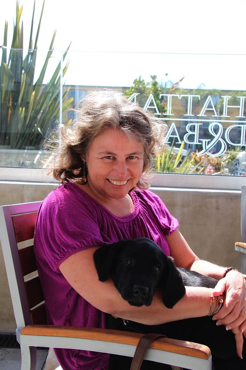 Pam With Delancey