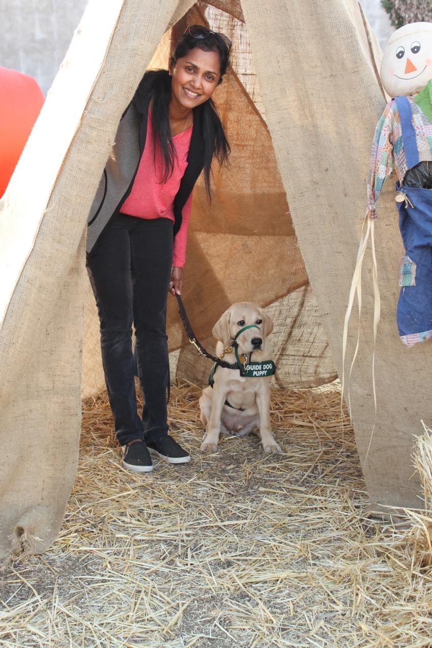 Daya With Zola