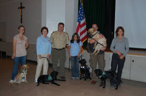 Boy Scout Troop 333 - 11/15/2007