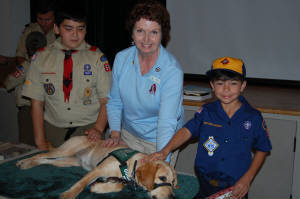 Boy Scout Troop 333 - 11/15/2007