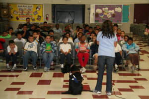 Russell Magnet School - 10/22/2007