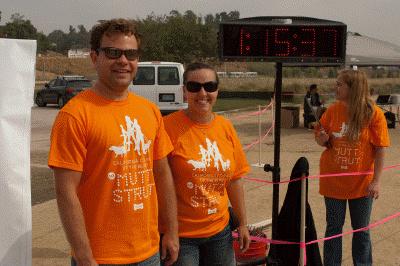 California Council of the Blind's 1st Mutt Strutt - 09/10/2011
