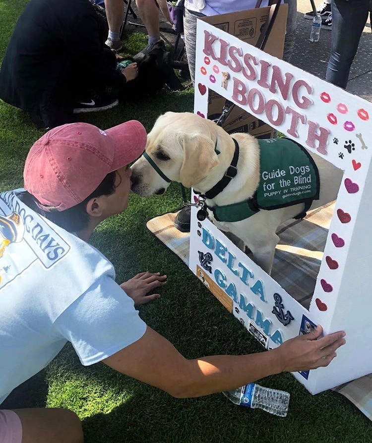 Milo Loyola Marymount Kissing Booth