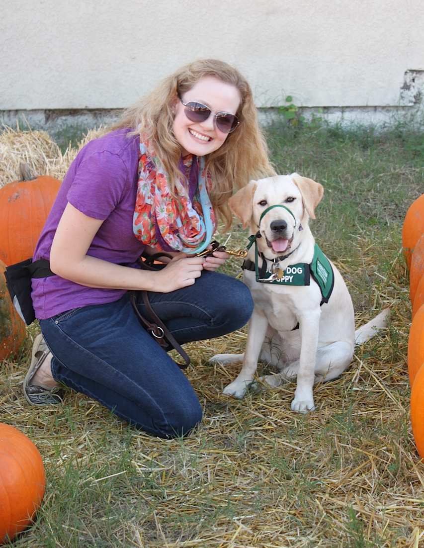 Kelsea With Tracy At The Pumpkin Patch