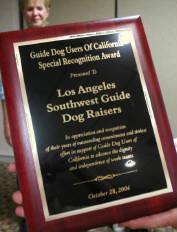 Pat GDUC Award