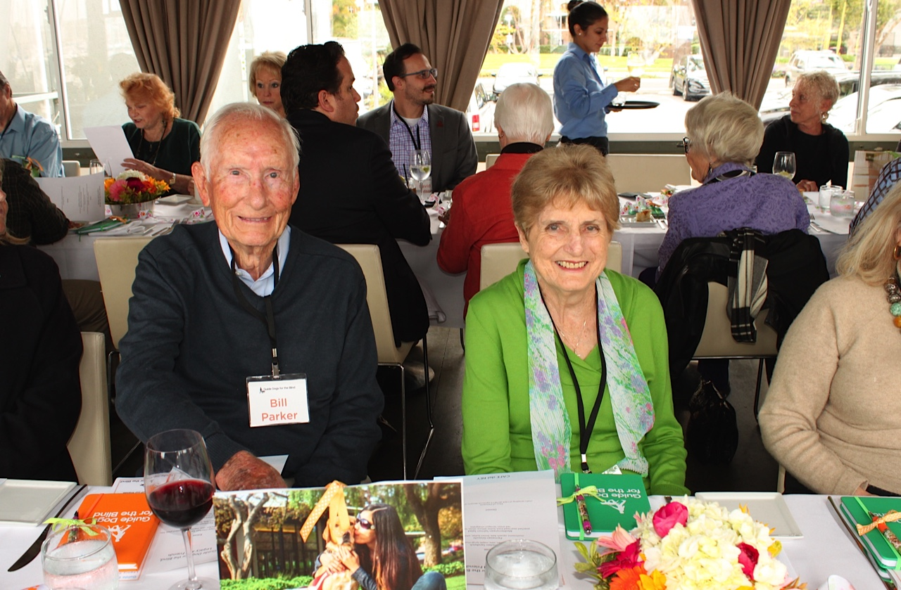 Patt And Bill At The GDB Legacy Society Luncheon