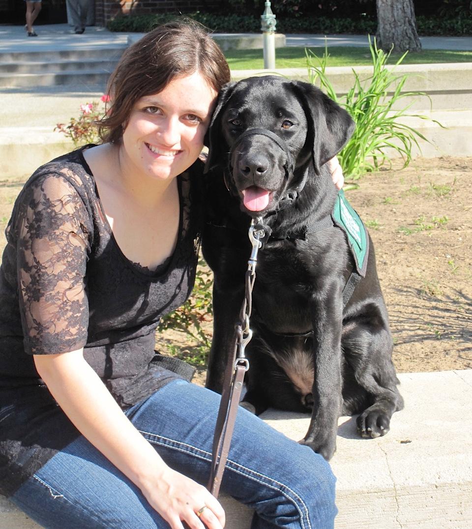 Riley With Cabana