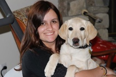 Riley With Khaki