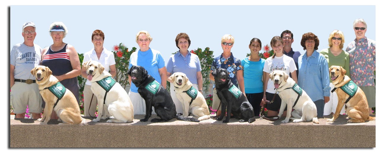 2004 Group Raisers & Pups