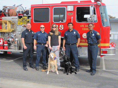 Los Angeles County Firefighters