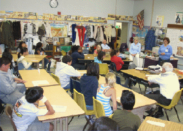 Hull Middle School Career Day - 06/08/2010