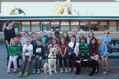 Edna Maguire Elementary School - 11/22/2010