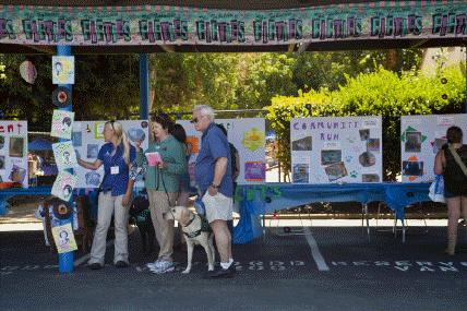 """San Rafael Fun Day """"Rockin' Rovers"""" - 07/23/2011"""