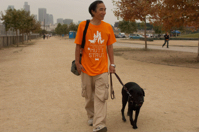California Council of the Blind's 1st Mutt Strutt - 09/10/2011