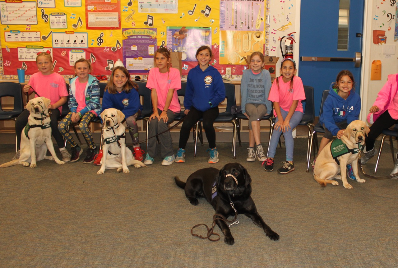 Presentation: with Girl Scouts