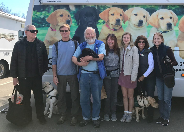 Dash, Puppy Truck 2017-02-25