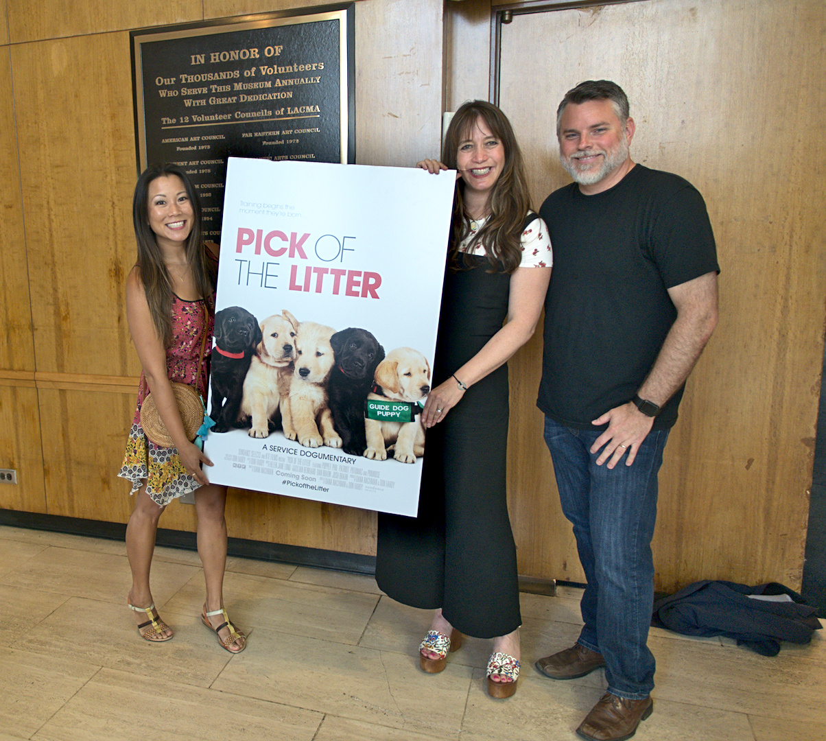 Pick of the Litter Directors