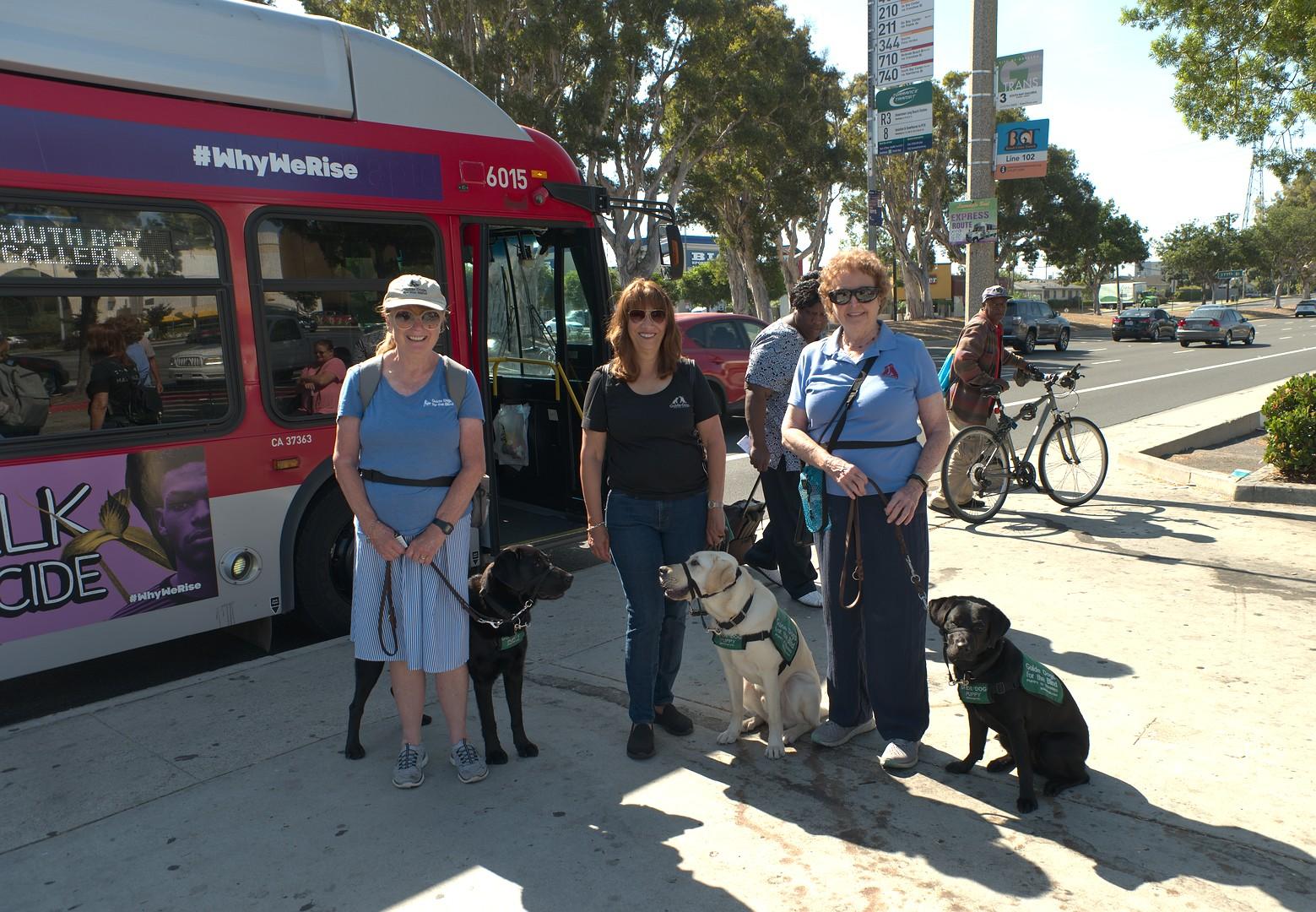 Bus Trip Aug 2019