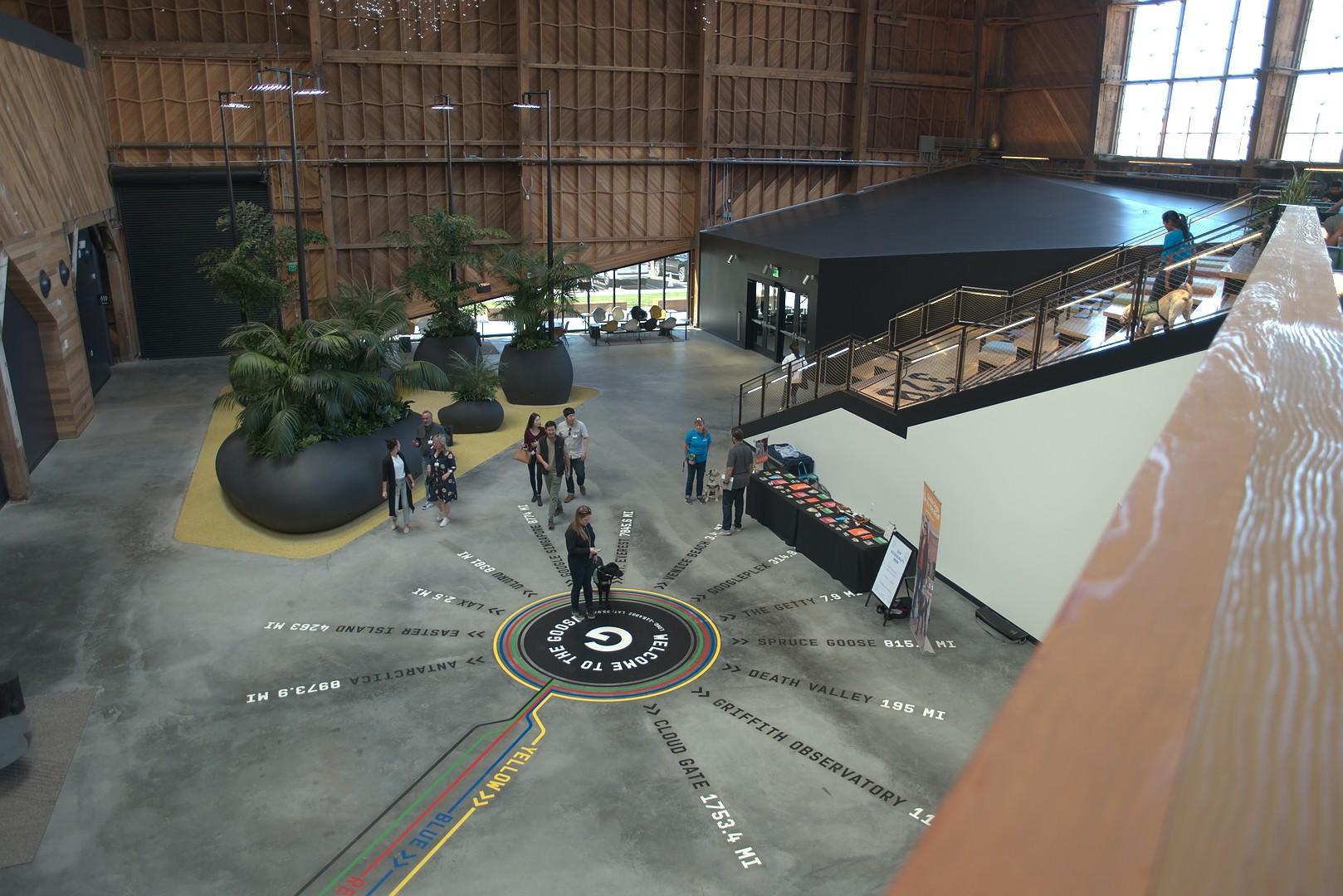 LASW at Google Spruce Goose