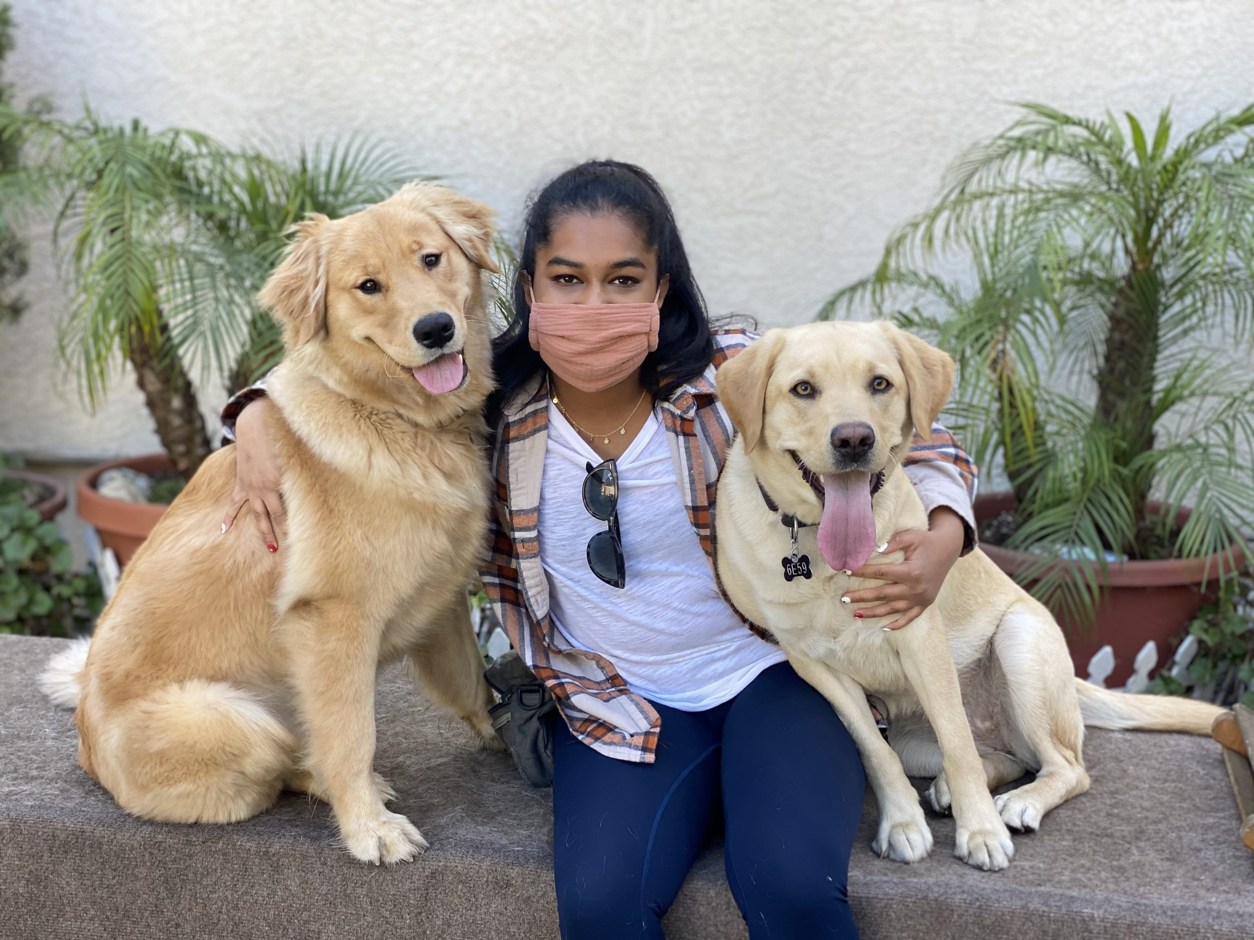 Avanthi with Puff and Mesa